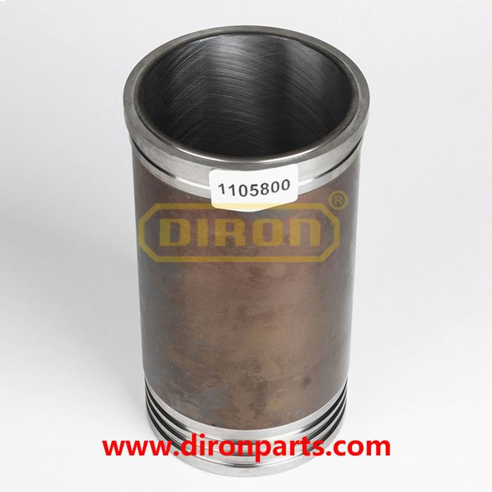 Caterpillar replace engine parts cylinder liner 1105800 for 3300 series