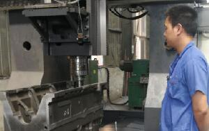 manufacturing cat cylinder head